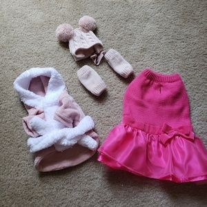 Other - Adorable Puppy/Small Dog Outfits